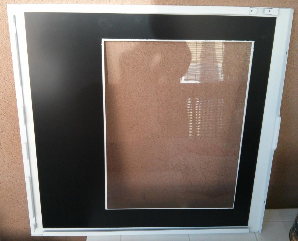P280 Porte laterale + plexi