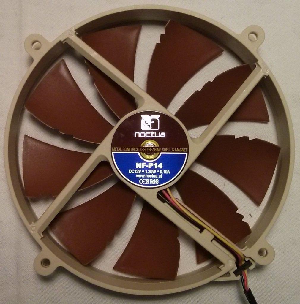 Noctua_NH-C12-SE14_ventilateur