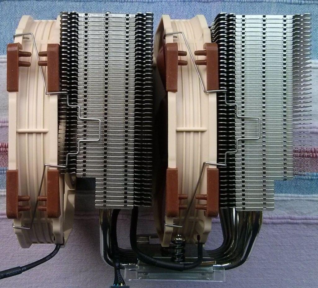 noctua nh-d14 1150 flotteur d'installation