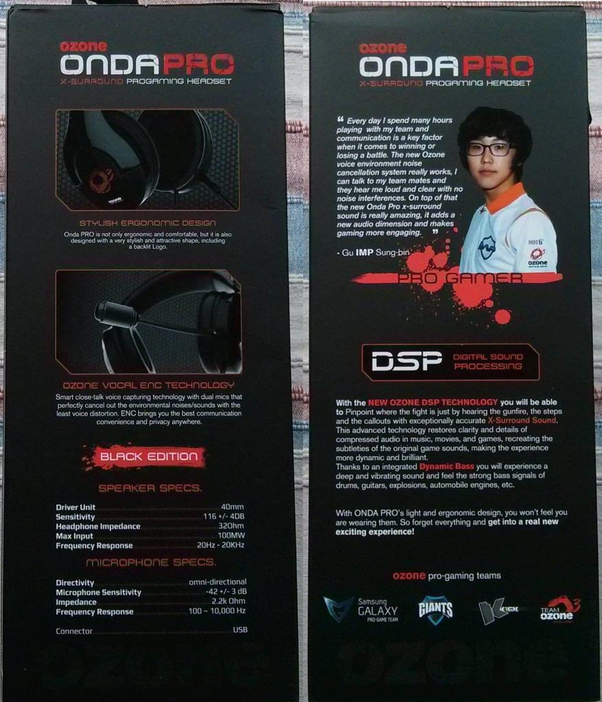 Ozone_Onda_Pro_boite_cotes
