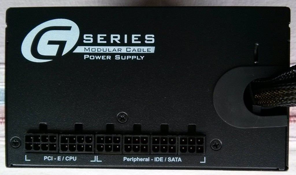 Seasonic_G550_connecteurs_modulaires