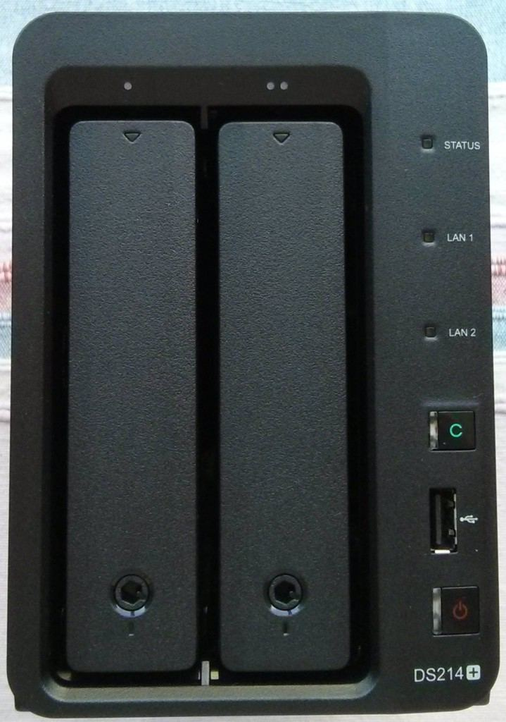 Synology_ds214plus_face