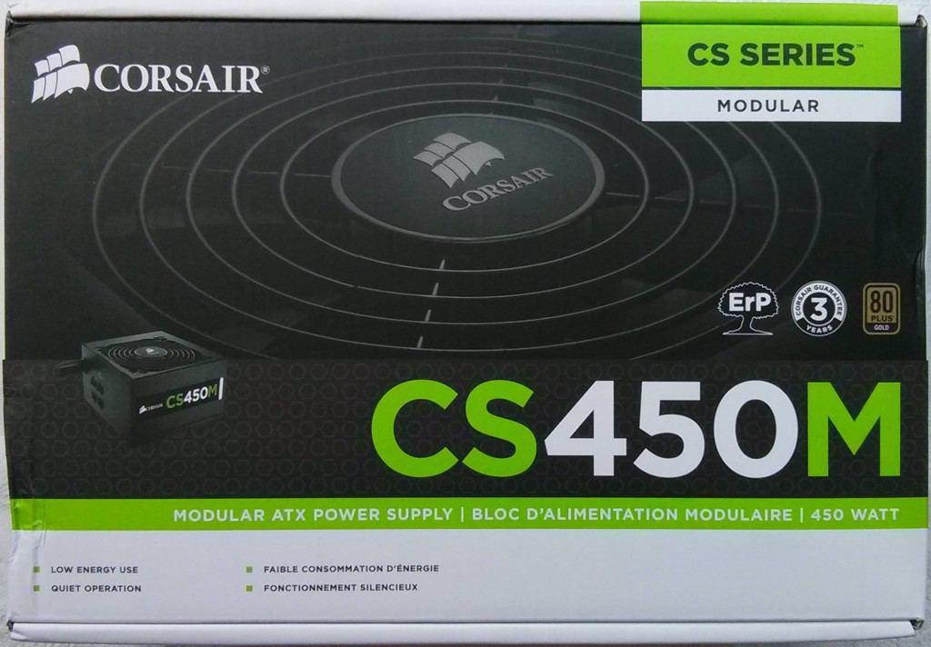 Corsair_CS450M_boite_avant