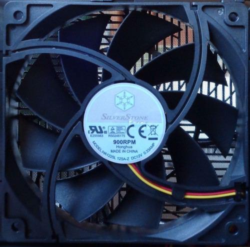 Silverstone_GD10_ventilateur