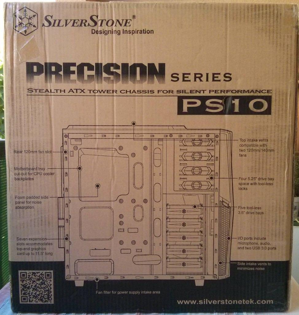 Silverstone_Precision_PS10_boite_face