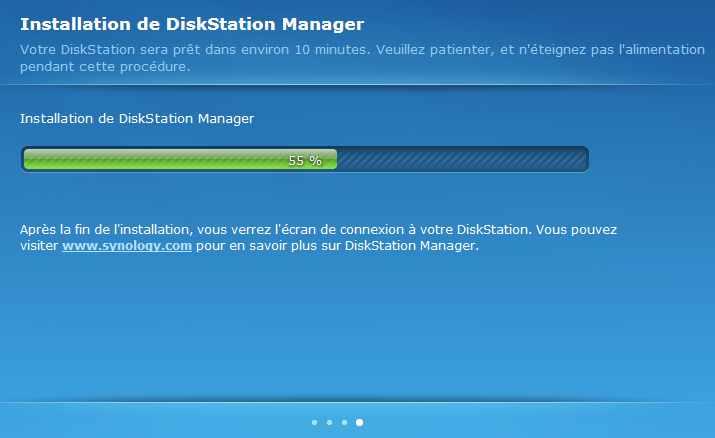 Synology_ds214plus_installation