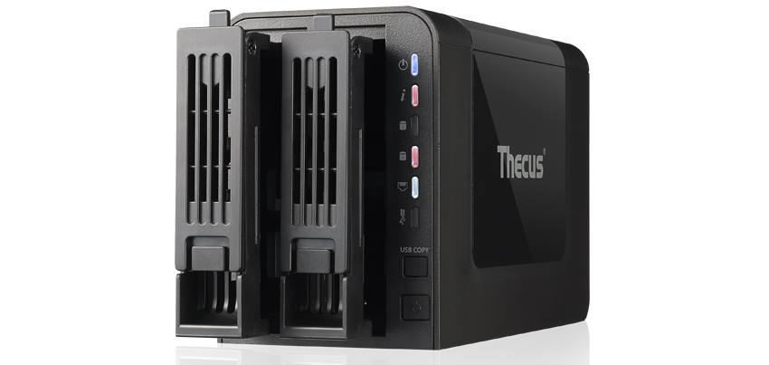 Photo of [Test] NAS Thecus N2310