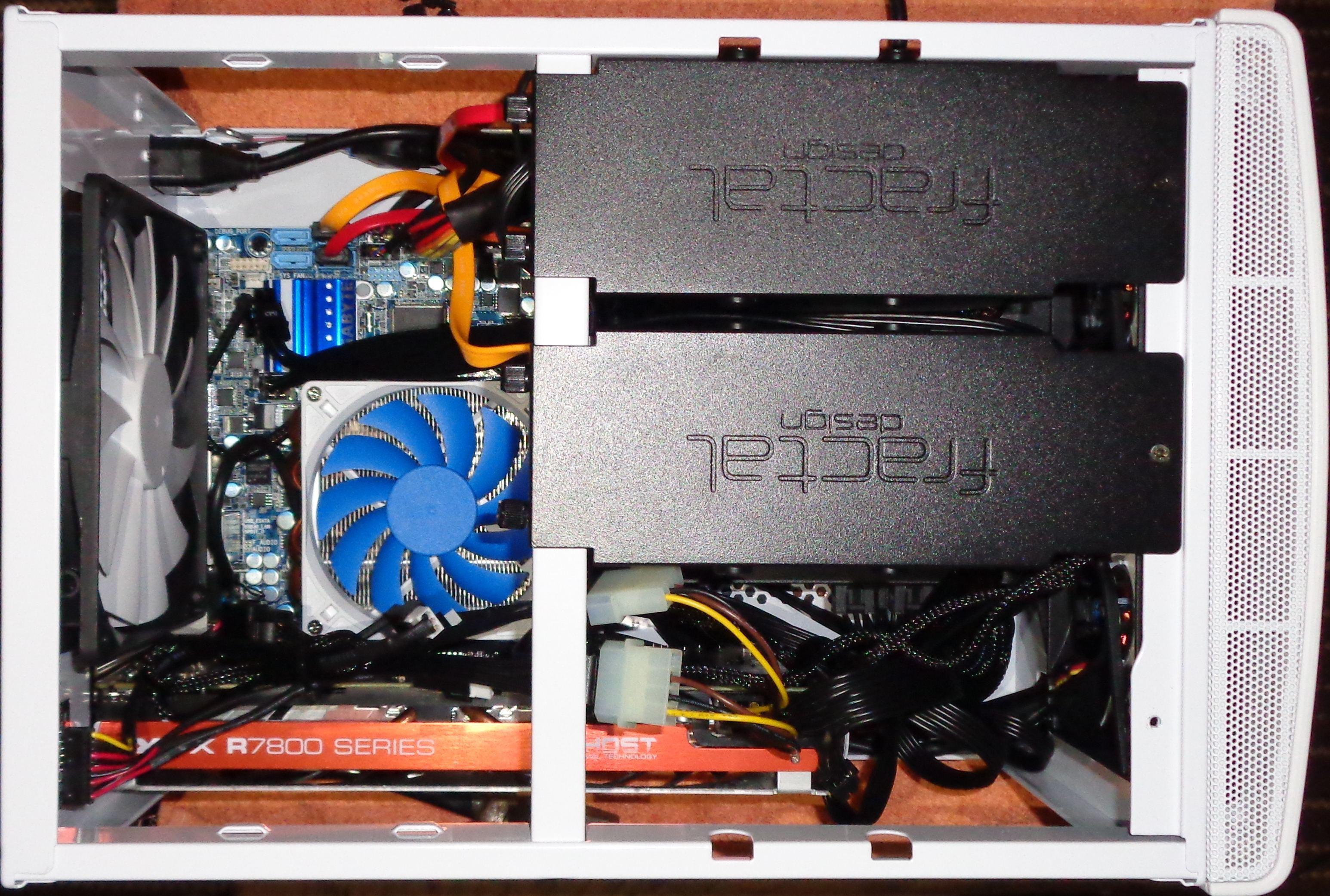 Photo of La configuration du jour – Config gamer mini-ITX à 1000€!