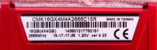 Corsair_Vegeance_DDR4_4_x_4_GB_sticker