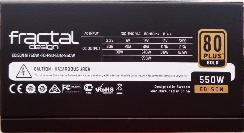 Fractal_Design_Edison_550M_cote1