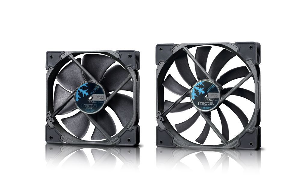 Photo of Nouveaux ventilateurs Venturi chez Fractal Design