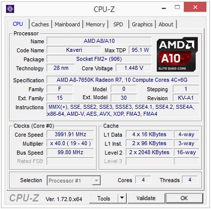 AMD_A8_7650K_cpu-z_OC_4coeurs_charge