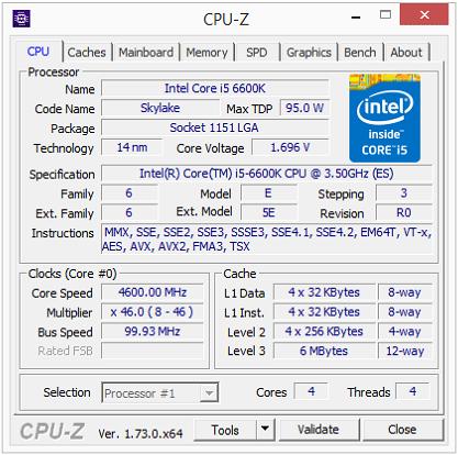 Gigabyte_Z170X_Gaming_7_i5_6600K_OC_CPUZ