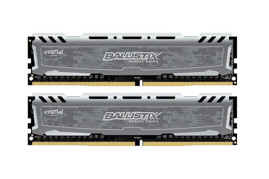 Photo of [Test] Crucial Ballistix 2 x 8 Go DDR4 2400 MHz