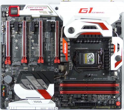 Gigabyte_Z170X_Gaming_G1_dessus