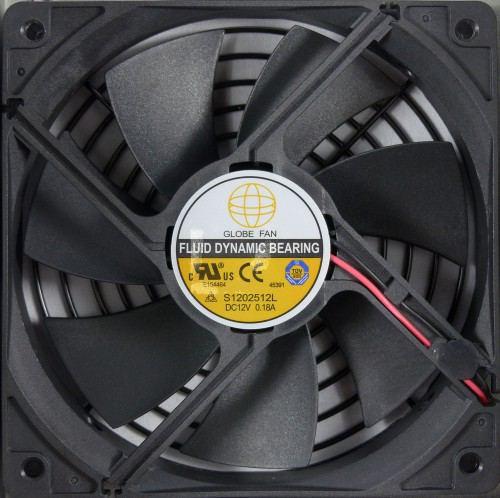 Silverstone_Strider_Platinum_ST55-PT_ventilateur