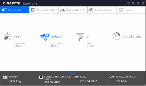Gigabyte_Z170X_UD3_logiciels1