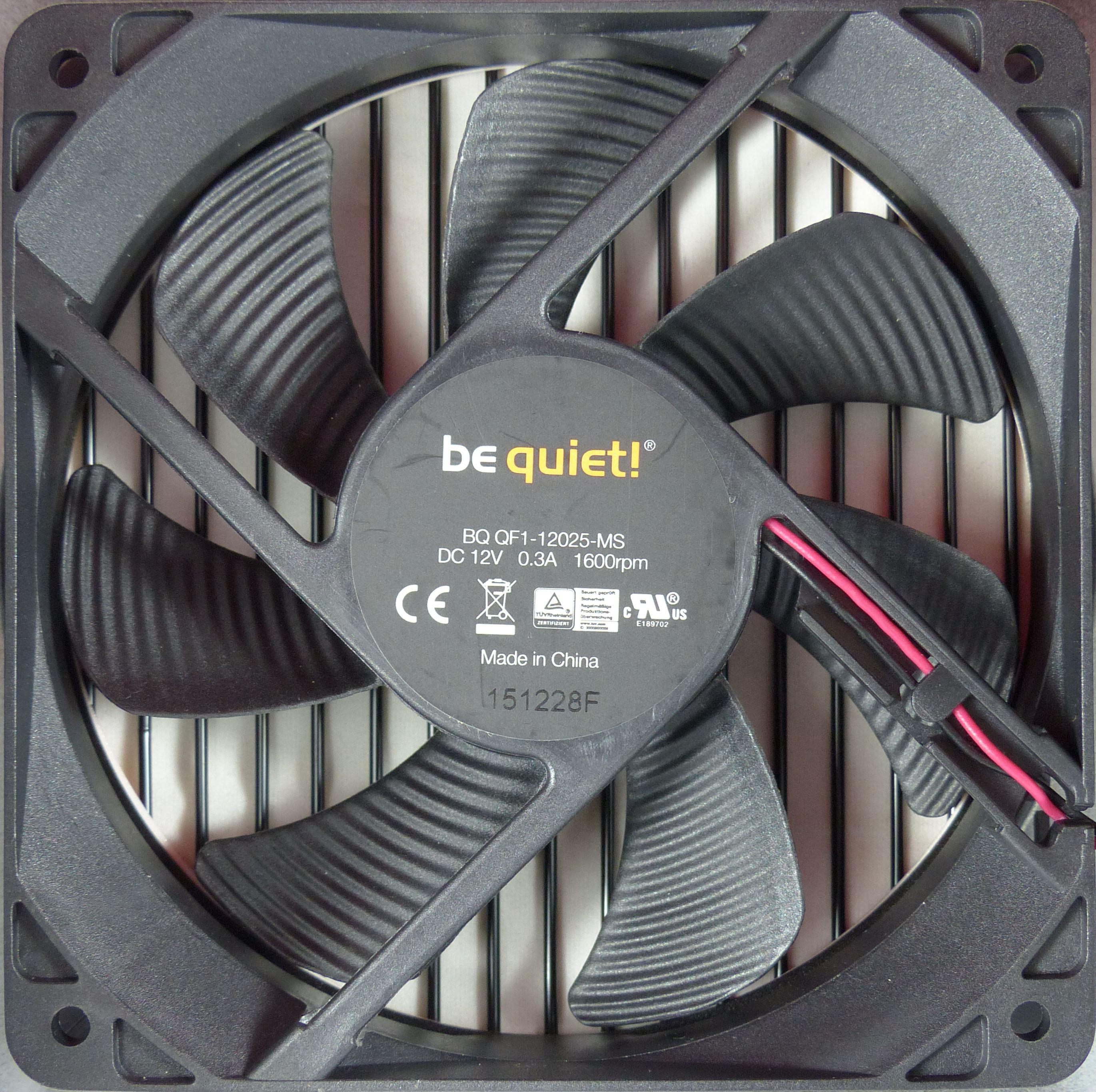 Vw 1600 Max Rpm: Be Quiet! Pure Power 9 500 CM
