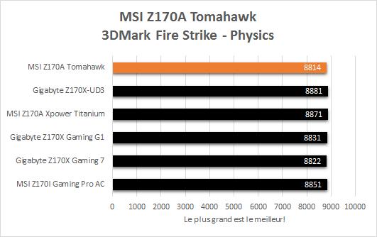 MSI_Z170A_Tomahawk_resultats_3dmark