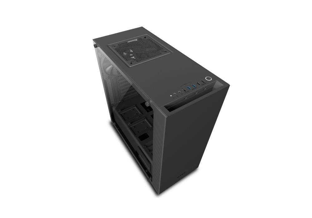 Photo of [Test] NZXT S340 Elite