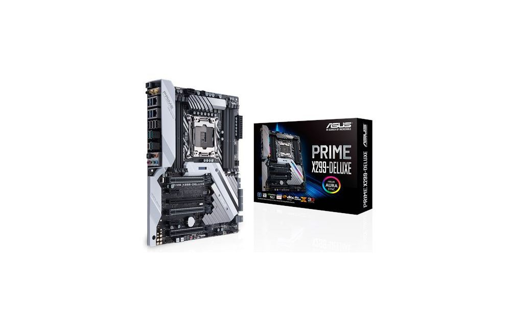 Test - Asus Prime X299 Deluxe - Conseil Config