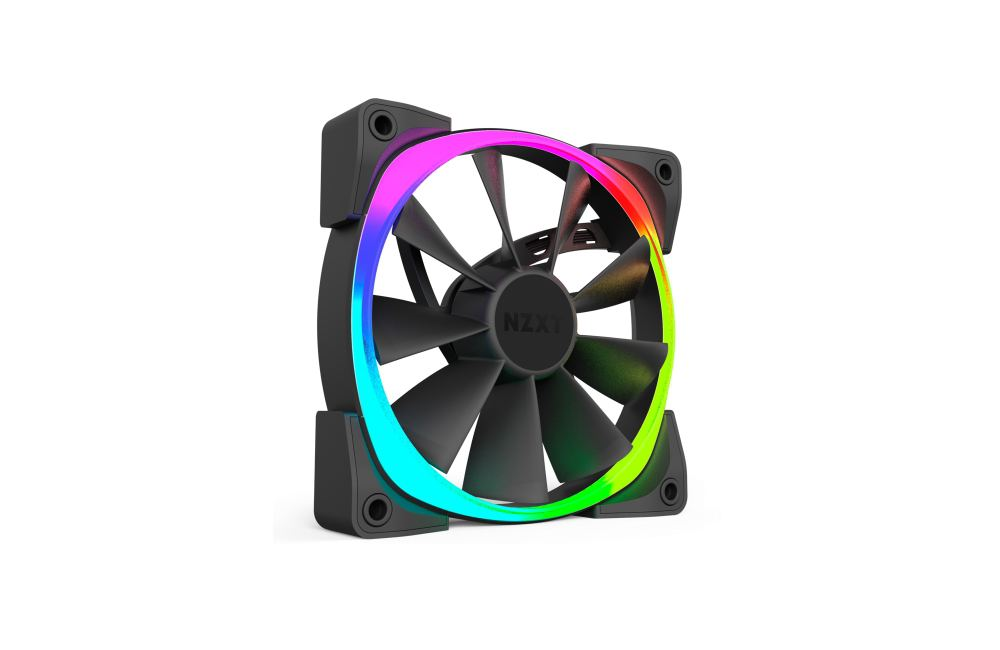 Photo of [Test] NZXT AER RGB 120