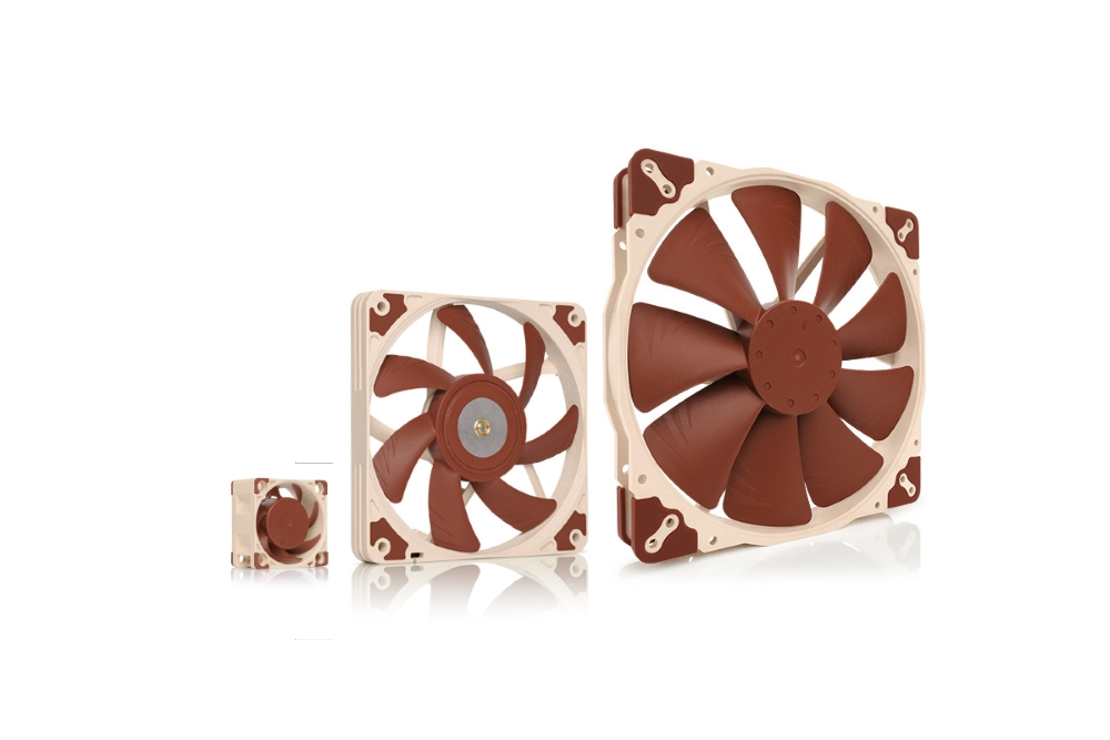 Photo of [Présentation] Noctua NF-A20 NF-A12x15 NF-A4x20