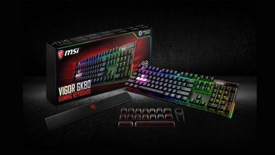 Photo of MSI annonce ses claviers Vigor GK80 et GK70, des modèles «gaming» et RGB