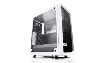 Photo of Fractal Design Meshify C White, le même mais en blanc cette fois-ci!
