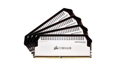 Photo of Corsair Dominator Platinum Special Edition Contrast – un kit mémoire blanc et noir avec LED