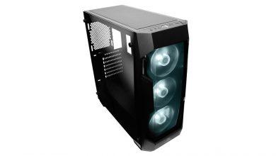 Photo of Boitier Antec DF500 RGB, verre trempé et 3 ventilateurs RGB pour 79€