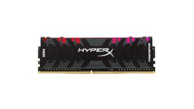 Photo of HyperX passe enfin au RGB sur ses barrettes haut de gamme Predator en DDR4!