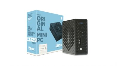 Photo of Zotac ZBox CI329, des Mini-PC complètement passifs!