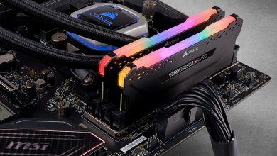 Photo of Corsair DDR4 Vengeance RGB PRO – Encore de la mémoire illuminée!