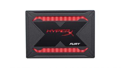 Photo of HyperX Fury RGB, ça y est les SSD sont RGB…
