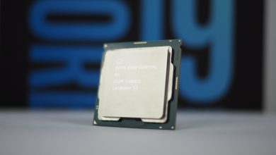 Photo of Un CPU Intel Alder Lake accompagné de DDR5 flashé !