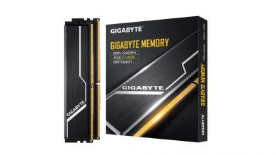 Photo of De la mémoire DDR4 chez Gigabyte, plus sobre que les Aorus