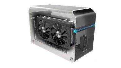 Photo of Sapphire GearBox eGFX Thunderbolt 3, un boitier externe pour carte graphique