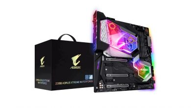 Photo of Gigabyte Z390 Aorus Xtreme Waterforce – du bon gros watercooling des familles.