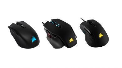Photo of [Test] Corsair Harpoon RGB Wireless, M65 RGB Elite & Iron Claw RGB