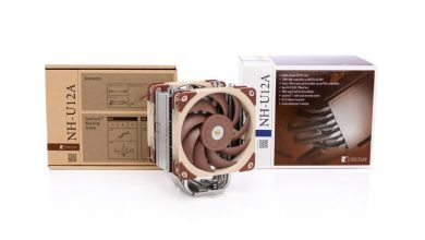 Photo of [Test] Noctua NH-U12A, petit mais costaud !