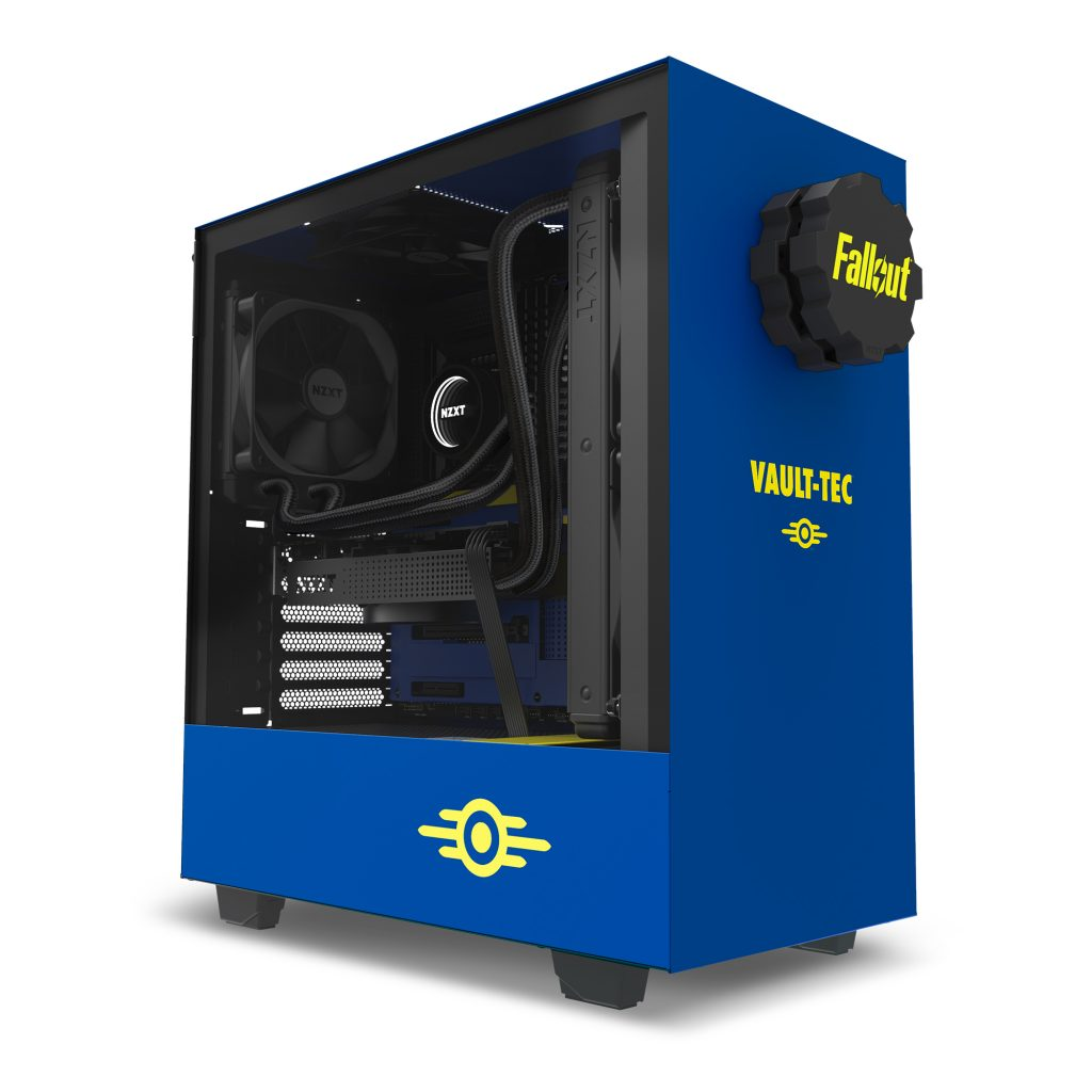 NZXT H500 Vault Boy CRFT04