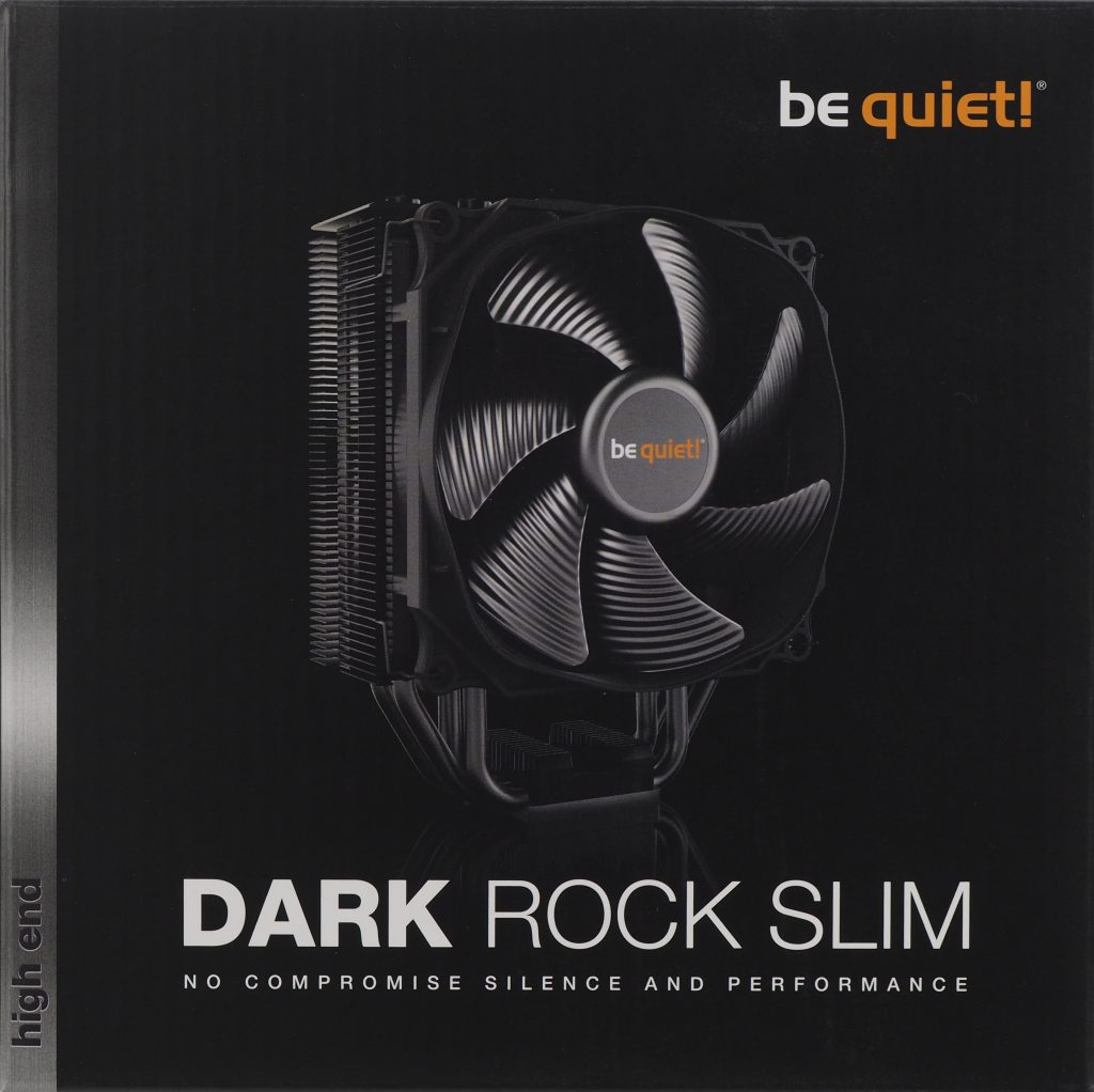 boite be quiet dark rock slim