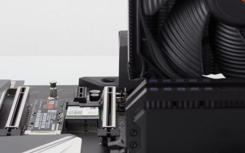 compatibilité port PCI-E du be quiet! Dark Rock slim