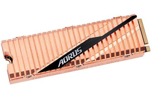 Gigabyte Aorus SSD NVme PCI-E 4.0