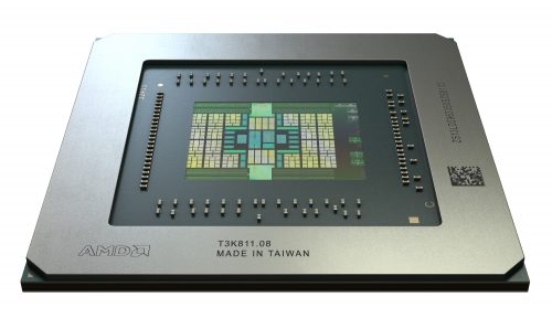 DIE GPU AMD Radeon RX 5700