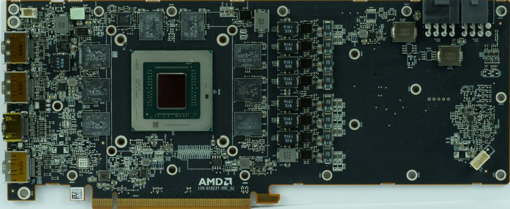 PCB AMD Radeon RX 5700 XT