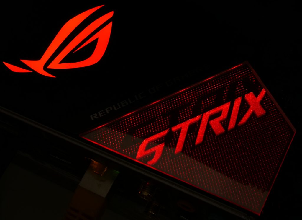 Asus ROG Strix X570-E Gaming LED RGB