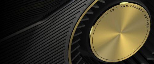 AMD Radeon RX 5700 50ème anniversaire
