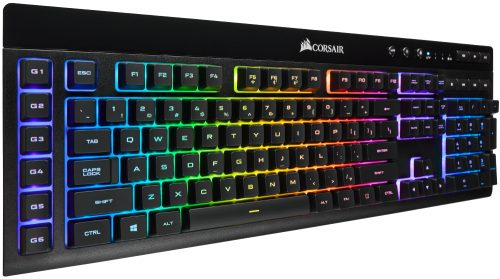 corsair K57 Wireless profil